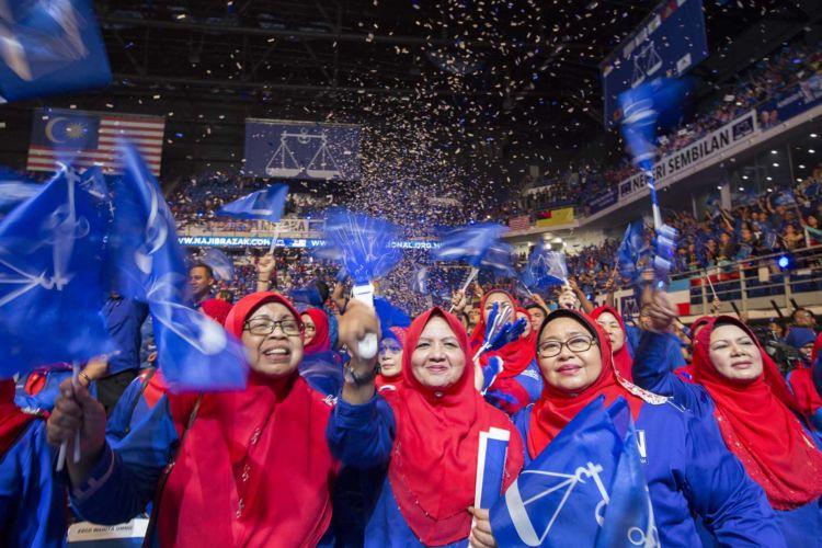 Barisan Nasional electoral manifesto launch