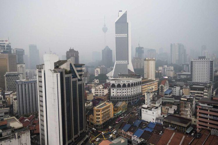 Kuala Lumpur haze 2019